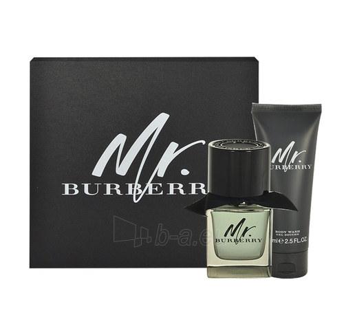 Tualetinis vanduo Burberry Mr. Burberry EDT 50ml Paveikslėlis 1 iš 1 310820023899