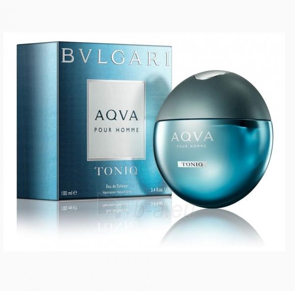 Bvlgari Aqva Pour Homme Toniq EDT 50ml Paveikslėlis 1 iš 1 250812001443