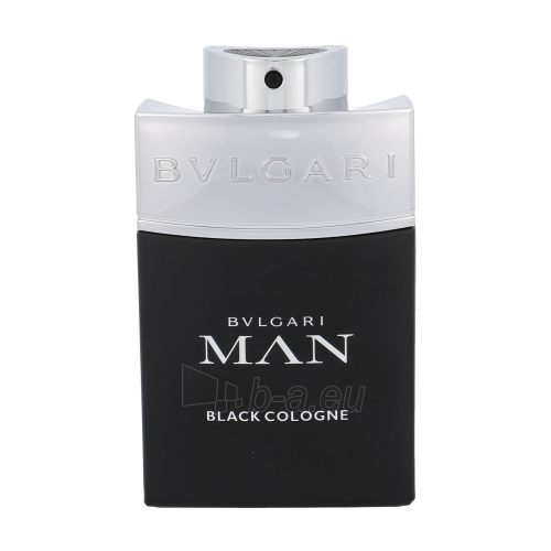 eau de toilette Bvlgari Man Black Cologne EDT 60ml Paveikslėlis 1 iš 1 310820045709