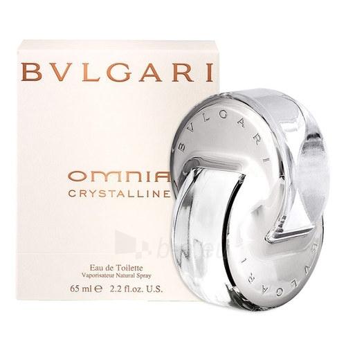 Tualetes ūdens Bvlgari Omnia Crystalline EDT 25ml (testeris) Paveikslėlis 1 iš 1 250811010366