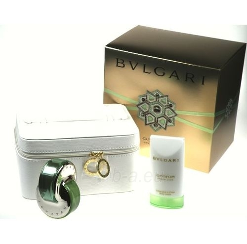 Bvlgari Omnia Green Jade EDT 40ml (Set) Paveikslėlis 1 iš 1 250811008628