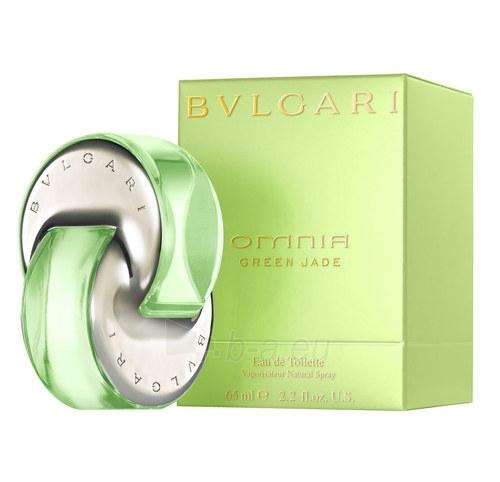 Tualetes ūdens Bvlgari Omnia Green Jade EDT 40ml (testeris) Paveikslėlis 1 iš 1 250811009782