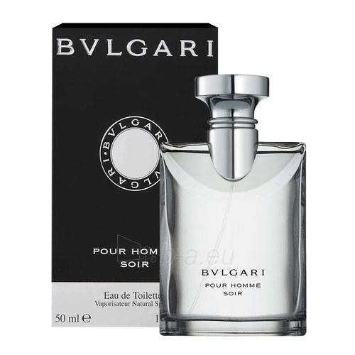 Tualetinis vanduo Bvlgari Pour Homme Soir EDT 50ml (testeris) Paveikslėlis 1 iš 1 250812004314