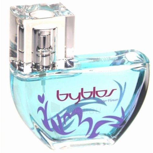Tualetes ūdens Byblos Water Flower EDT 75ml (tester) Paveikslėlis 1 iš 1 250811008644