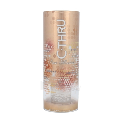 Tualetes ūdens C-THRU Pure Illusion EDT 50ml Paveikslėlis 1 iš 1 310820027279