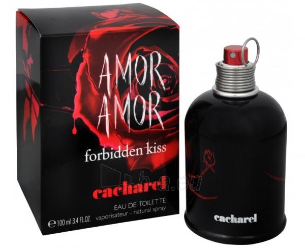 Cacharel Amor Amor Forbiden Kiss EDT 30ml Paveikslėlis 1 iš 1 250811004983