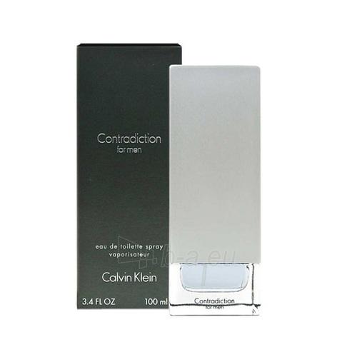 Calvin Klein Contradiction EDT 30ml (tester) Paveikslėlis 1 iš 1 250812001705