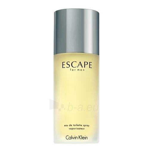 Tualetes ūdens Calvin Klein Escape EDT 100ml (testeris) Paveikslėlis 1 iš 1 250812001708