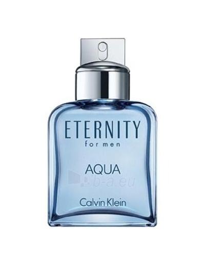 Tualetes ūdens Calvin Klein Eternity Aqua EDT 100ml (testeris) Paveikslėlis 1 iš 1 250812001710