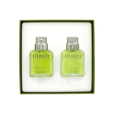 Tualetinis vanduo Calvin Klein Eternity EDT vyrams 100ml (rinkinys 3) Paveikslėlis 1 iš 1 250812003528