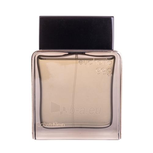 eau de toilette Calvin Klein Euphoria Gold For Men EDT 100ml Paveikslėlis 1 iš 1 250812005752
