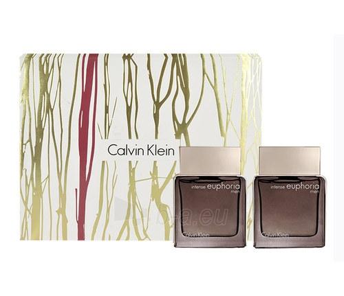 Calvin Klein Euphoria Intense EDT 100ml (set 1) Paveikslėlis 1 iš 1 250812003540