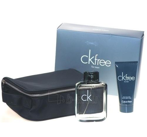 Calvin Klein Free EDT 100ml (set 1) Paveikslėlis 1 iš 1 250812001736