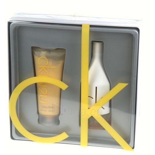 Calvin Klein In2U EDT 100ml (Set 2) Paveikslėlis 1 iš 1 250811008707