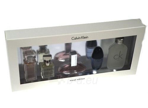 Calvin Klein Mix Giftset EDT 31ml (set) Paveikslėlis 1 iš 1 250811009167