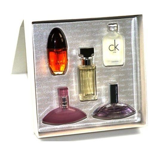 Tualetes ūdens Calvin Klein Mix Giftset EDT 5x15ml (komplekts) Paveikslėlis 1 iš 1 250811008715