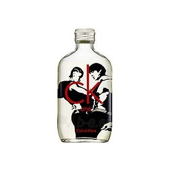 Tualetinis vanduo Calvin Klein One Collector´s Bottle 2008 EDT 100ml Paveikslėlis 1 iš 1 250811005038