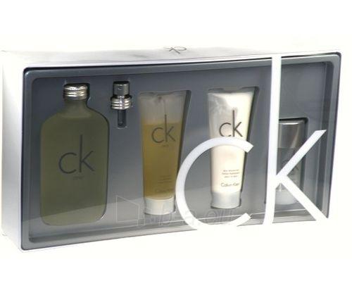 Tualetinis vanduo Calvin Klein One EDT 200ml (Rinkinys 1) Paveikslėlis 1 iš 1 250811008726