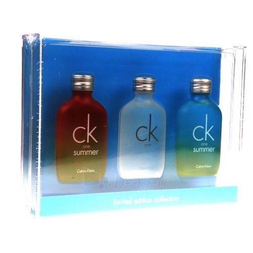 Calvin Klein One EDT 3x15ml (Unisex) Paveikslėlis 1 iš 1 250811009168