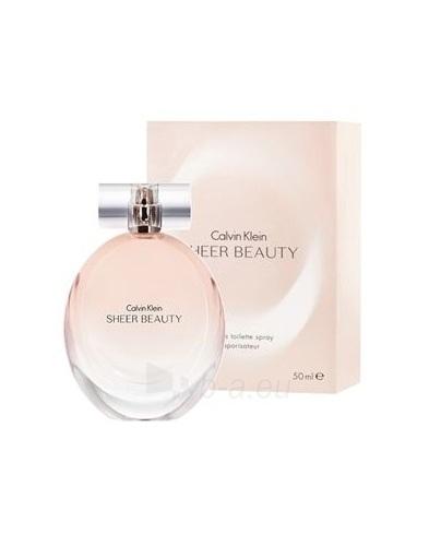 Tualetinis vanduo Calvin Klein Sheer Beauty EDT 100ml (testeris) Paveikslėlis 1 iš 1 250811009797