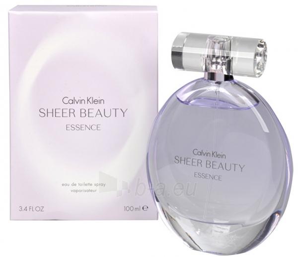 Tualetinis vanduo Calvin Klein Sheer Beauty Essence EDT 100ml Paveikslėlis 1 iš 1 250811011130
