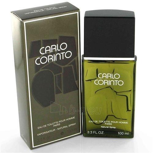 Tualetes ūdens Carlo Corinto Clasic EDT 100ml Paveikslėlis 1 iš 1 250812001760