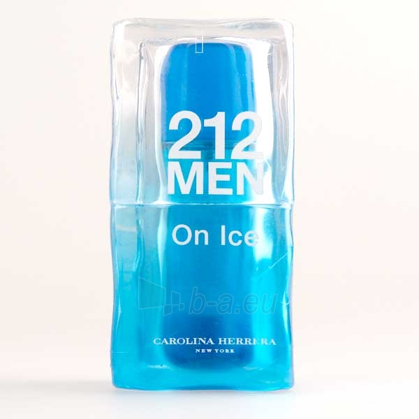 Carolina Herrera 212 On Ice Blue EDT