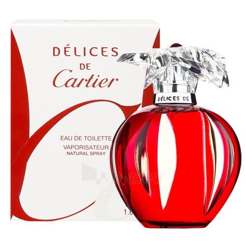 Tualetinis vanduo Cartier Delices EDT 3x15ml Paveikslėlis 1 iš 1 250811005103