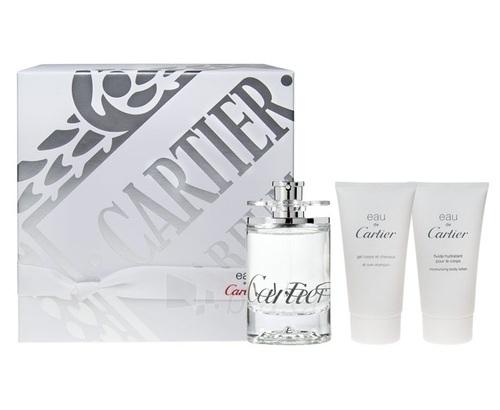 Cartier Eau De Cartier EDT 100ml (Set) Paveikslėlis 1 iš 1 250811008741