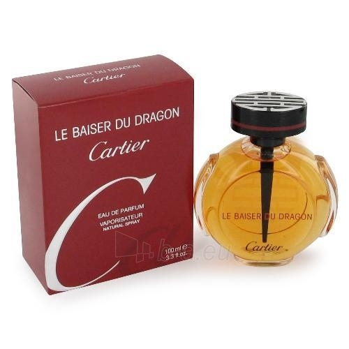 Tualetes ūdens Cartier Le Baiser du Dragon EDT 50ml Paveikslėlis 1 iš 1 250811005122