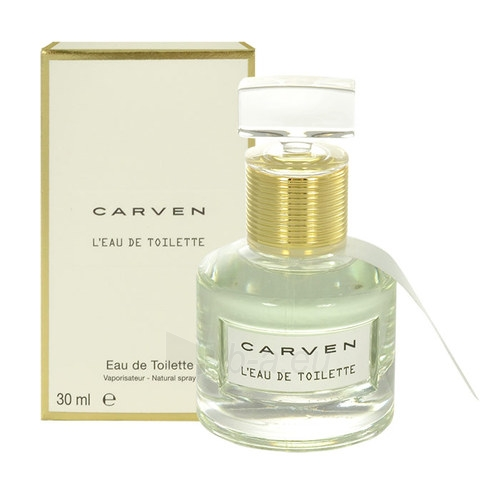 Perfumed water Carven L´Eau EDT 100ml (tester) Paveikslėlis 1 iš 1 310820010295