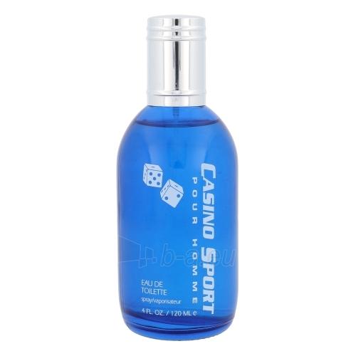 Tualetes ūdens Casino Parfums Casino Sport EDT 120ml Paveikslėlis 1 iš 1 2508120002798