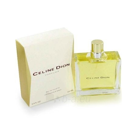 Tualetes ūdens Celine Dion Celine Dion EDT 100ml Paveikslėlis 1 iš 1 250811005136