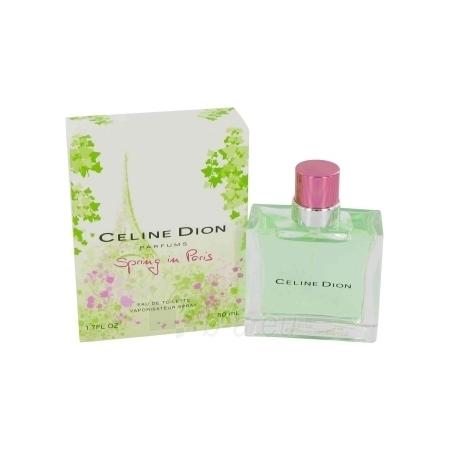 Celine Dion Spring in Paris EDT 50ml (tester) Paveikslėlis 1 iš 1 250811005151