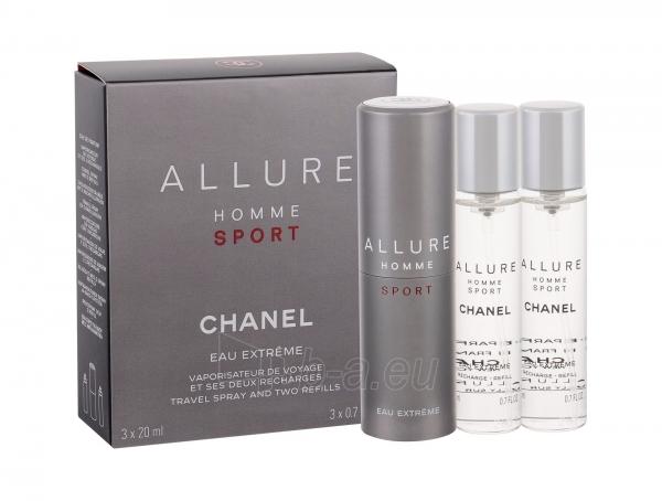 Eau De Toilette Chanel Allure Sport Eau Extreme Edt 3x20ml Cheaper