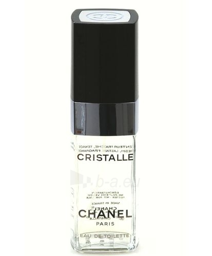 Tualetes ūdens Chanel Cristalle EDT 50ml (testeris) Paveikslėlis 1 iš 1 250811005192