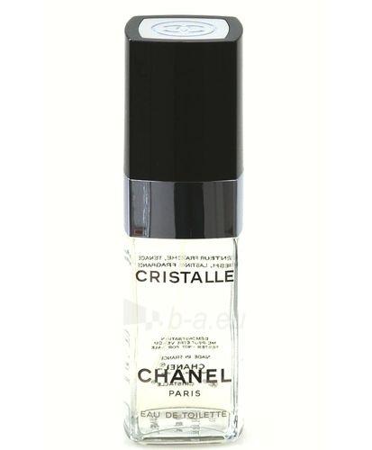 Tualetes ūdens Chanel Cristalle EDT 50ml (without spray) Paveikslėlis 1 iš 1 250811010046