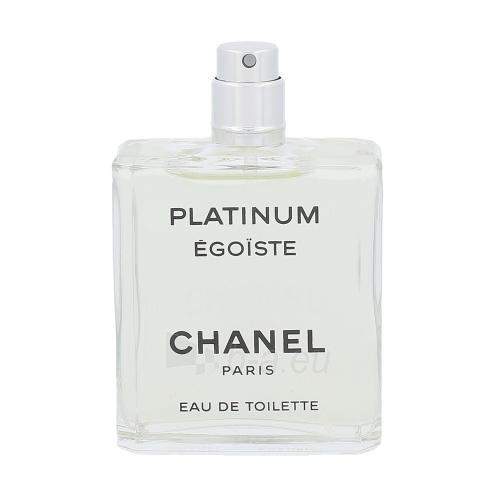 eau de toilette Chanel Egoiste Platinum EDT 50ml (tester) Paveikslėlis 1 iš 1 310820038682