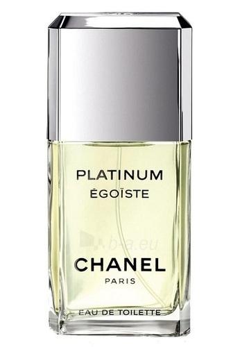 Tualetes ūdens Chanel Egoiste Platinum EDT 75ml (without spray) Paveikslėlis 1 iš 1 250812004515