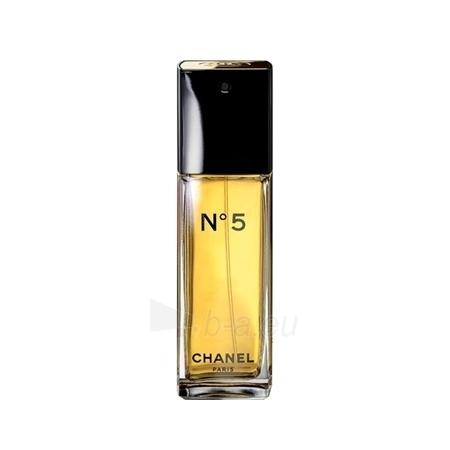 Tualetinis vanduo Chanel No.5 EDT 100ml (rechargeable) Paveikslėlis 1 iš 1 250811010061