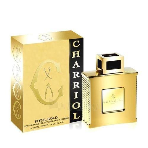 Charriol Royal Gold EDT 100ml (tester) Paveikslėlis 1 iš 1 250812001846