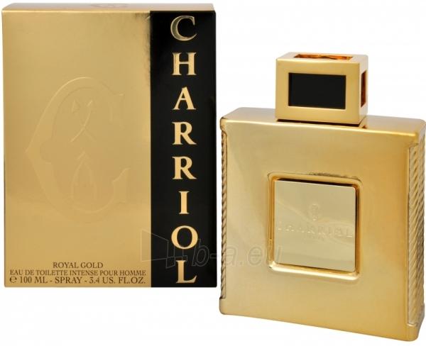 Tualetinis Vanduo Charriol Royal Gold Eau De Toilette 100ml дешевле