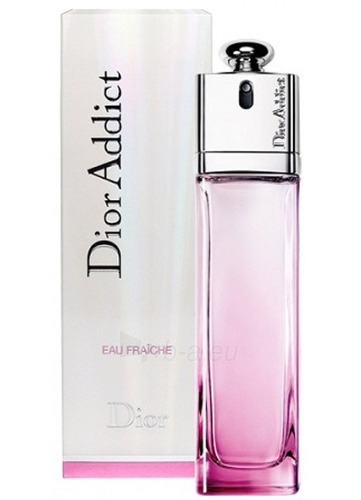 Tualetes ūdens Christian Dior Addict 2 Eau Fraiche EDT 100ml Paveikslėlis 1 iš 1 250811005234