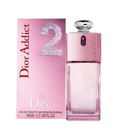 Tualetes ūdens Christian Dior Addict 2 EDT 50ml (testeris) Paveikslėlis 1 iš 1 250811005239