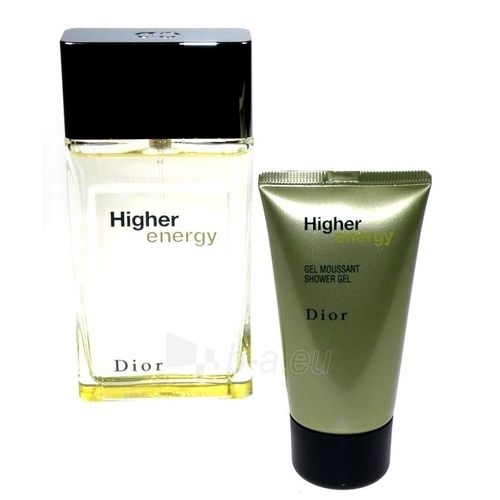 Tualetes ūdens Christian Dior Higher Energy EDT 100ml (komplekts) Paveikslėlis 1 iš 1 250812003629
