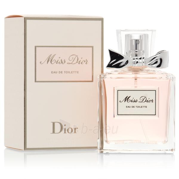 Tualetinis vanduo Christian Dior Miss Dior (2013) EDT 100ml Paveikslėlis 1 iš 1 250811011137