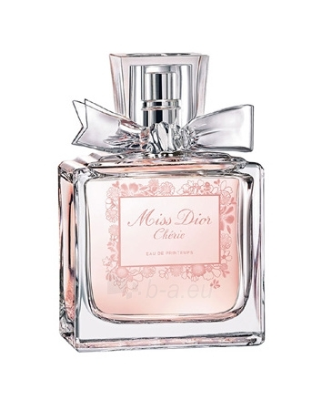 Tualetinis vanduo Christian Dior Miss Dior Chérie Eau de Printemps EDT 50ml (testeris) Paveikslėlis 1 iš 1 250811005297