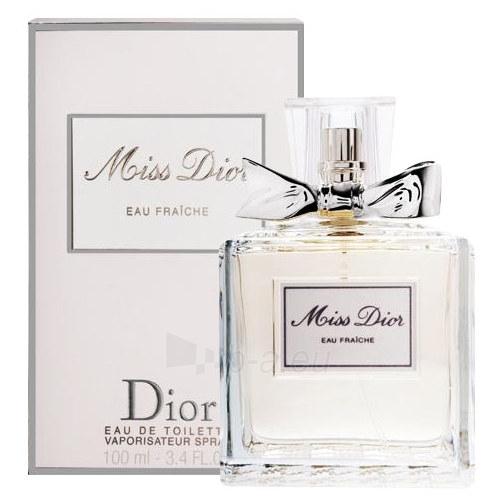 Christian Dior Miss Dior Eau Fraiche EDT 100ml (tester) Paveikslėlis 1 iš 1 250811009820