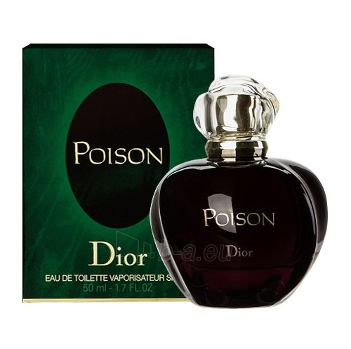 Tualetes ūdens Christian Dior Poison EDT 50ml (testeris) Paveikslėlis 1 iš 1 250811010743