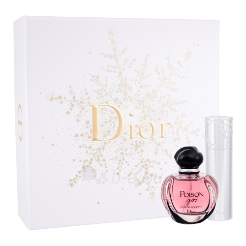 Perfumed water Christian Dior Poison Girl EDT 50ml (Set) Paveikslėlis 1 iš 1 310820138093